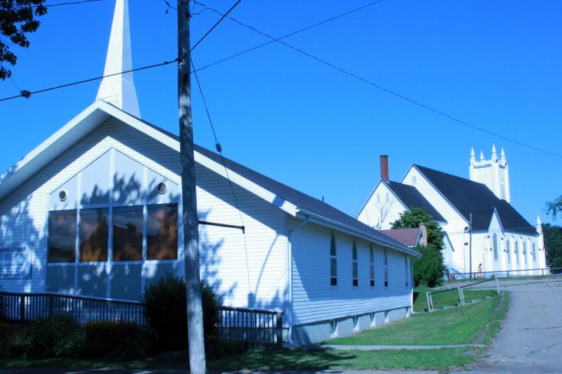 Faith Baptist Church, Sydney, Cape Breton